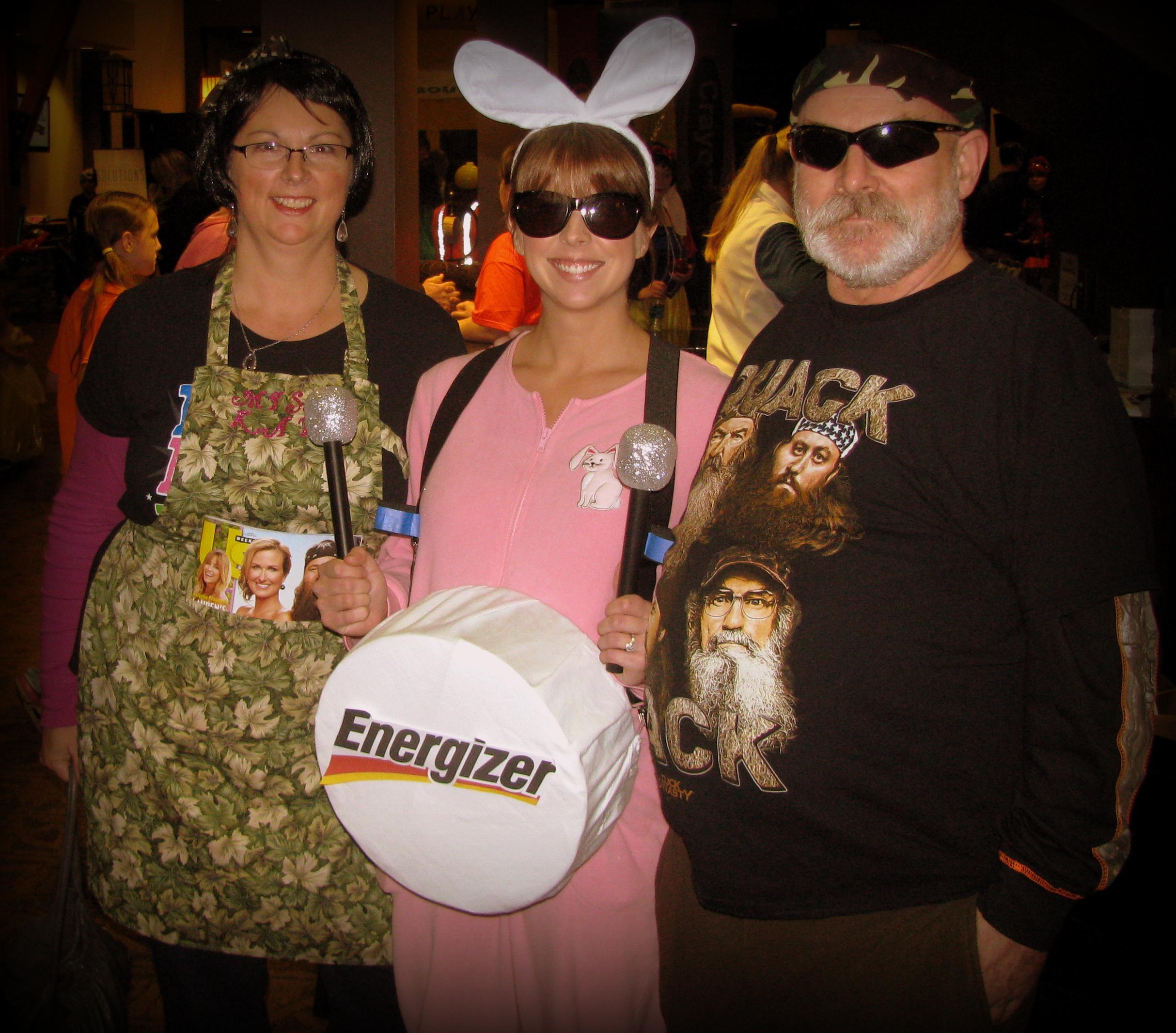 Energizer Bunny  sc 1 st  The Unedited Mama - WordPress.com & Halloween costumes | The Unedited Mama