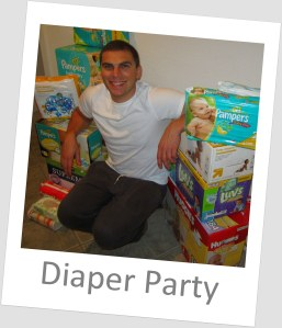 diaper party