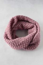 Knit Infinity Scarf by Harts and Pearls