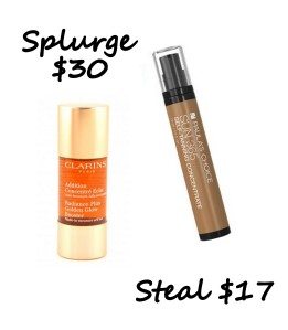 Splurge vs. Steal Beauty Dupes