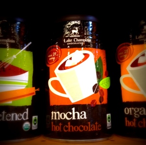 Lake Champlain Mocha Hot Chocolate